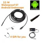 kamera kabel Mini Android Endoscope 3.5meter