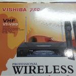 Wireless Microphone Sytem profesional