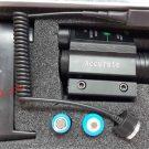 laserscope senapan merah dan senter putih