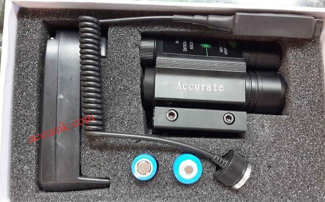 Jual Laserscope Merah Senter Laser Merah Dan Senter