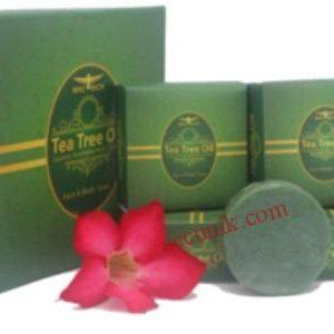 sabun Tea Tree Oil Face And Body Soap