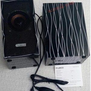 Speaker komputer Mini F016 power USB