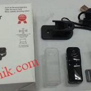 Kamera spy cam Klip mini DV Jepit Microsd tanpa wifi