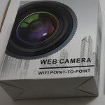 juJual Kamera spycam MD81 wireles  kamera wifi pengintai spy cam