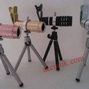 Jual lensa Telezoom handphone 12x ada tripon