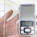 Timbangan emas / berlian portable digital