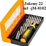 Jual obeng serbaguna set Jakemy 22in1 JM-8102