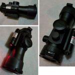 Jual Red dot laser merah Bushnell 3×42 RDL
