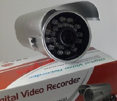 Jual Kamera CCTV Micro SD outdoor (perekam tanpa DVR) Night Vision 5-15 ...