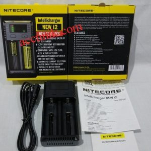 Obral murah Charger Nitecore Intellicharger New I2 – 18650 14500, dll