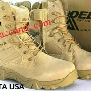 "Jual Sepatu delta Panjang 8inc USA ""made In USA"""