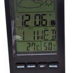 jual Jam meja serba guna digital thermometer hydrometer alarm murah