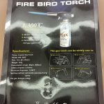 Kepala korek Tabung Bird WS Api Las