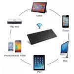 Jual Keyboard Bluetooth Murah Slim (android/ tablet/ komputer)