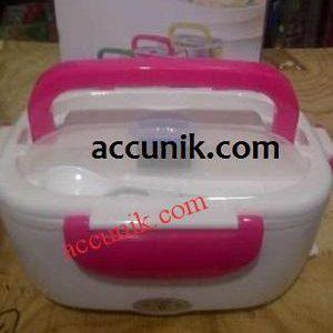 Jual Kotak makan elektronik / lunch box pemanas makanan import