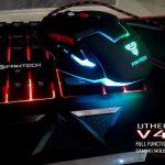 Jual Mouse Game termurah kabel Fanctech V4 kontrol penuh