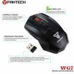 Jual Mouse Wireless Fantech WG7 Garen 2.4GHZ