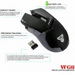 Jual Mouse Wireless Fantech WG8 Garen 2.4GHZ