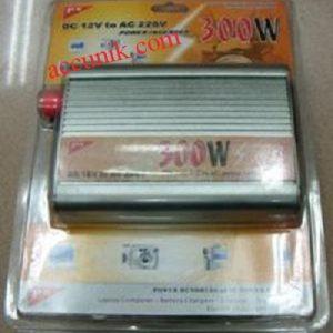 Jual Murah Inverter mobil 300watt (inverter 12 DC ke 220AC)
