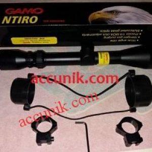 Jual Telescope Senapan Gamo 3-9×40 Ntiro / nitro (Non lampu) 235
