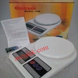 Timbangan dapur digital 10kg maks SF400 Termurah
