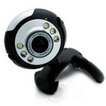 Jual USB webcam Vztec 1.3mp microphone 10x digital zoom