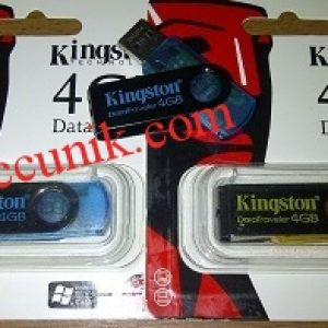 Jual Flashdisk Kingston 4 Gb Data Traveler Standar murah