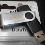 Jual Flashdisk OTG Kingston 16 giga