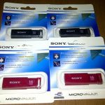 Jual murah Flashdisk Sony 16 giga (made in Taiwan)