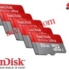 Jual memory MicroSD Sandisk 32GB Ultra Class 10 High-Speed