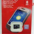 Jual memory MicroSd HC Sandisk 8 Gb Class 4