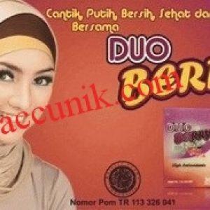Jual Duo Berry Original Ber POM, Halal MUI