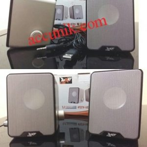 Jual Speaker Mini K-one multimedia power USB speaker komputer, laptop