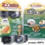 Jual Kacamata pembesar zoom 400% Zoomies Hands Free Binoculars
