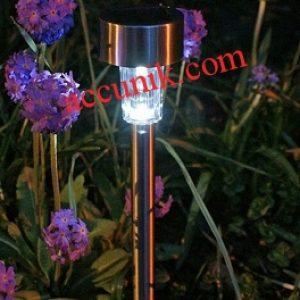 Jual murah Lampu taman otomatis tenaga matahari