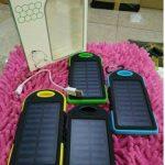 jual Powerbank solar tenaga matahari 188000maH