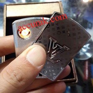 Jual korek charger elektronik LV silver