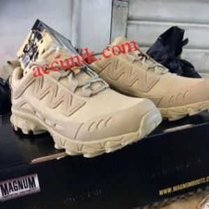 Jual Sepatu magnum import pendek warna tan aneka ukuran