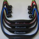 Jual murah Headset Sports Bluetooth Mic