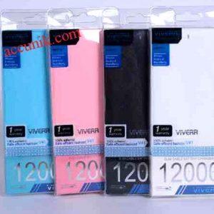Powerbank V41 viverr 12.000mah aneka warna