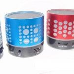 Speaker portable LED eltech MA