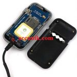 GPS tracking murah Tracker110 dengan fungsi GSM / SMS tracking /WEB