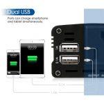 Power Inverter mobil 150watt 2 USB type B