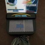 Kipas mobil auto cool tenaga surya / tenaga matahari
