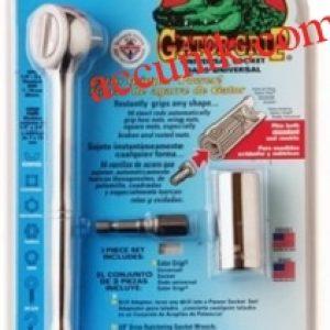 Kunci universal Gator grip serbaguna paket lengkap dengan gagang