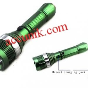 Senter tactical XPE LED hanya senter (kosongan)