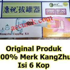 Alat bekam kang zhu isi 6 original