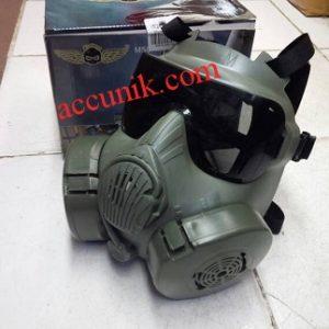 Masker Helm Debu Asap M50 Kipas Termurah