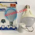 2 pcs Lampu bohlam LED 7 watt sensor semtuh / emergemcy