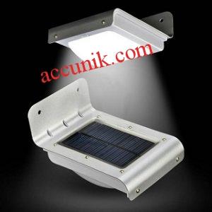 lampu taman 16 LED termurah tenaga matahari outdoor